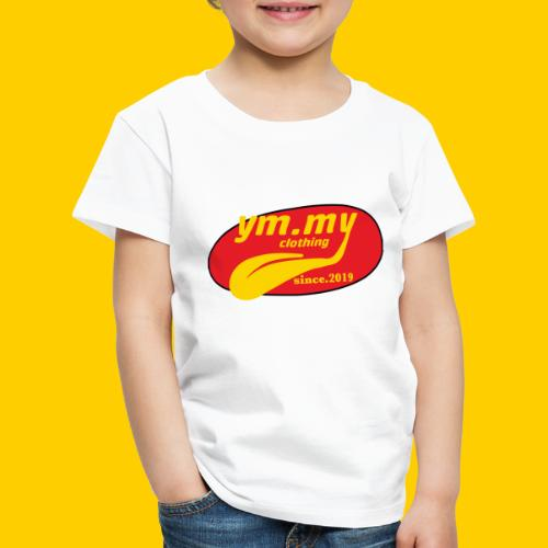YM.MY clothing LOGO - Kids' Premium T-Shirt