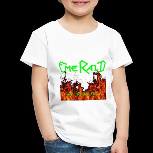 htgkbutton - Kinder Premium T-Shirt