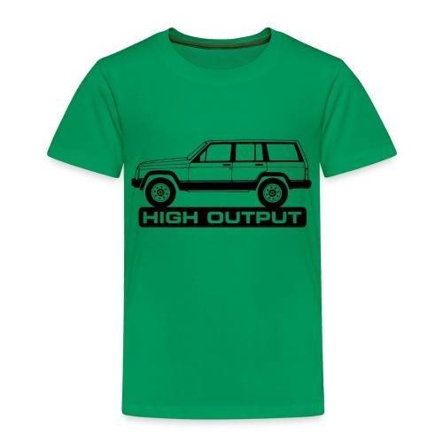 Jeep XJ High Output - Autonaut.com - Kids' Premium T-Shirt