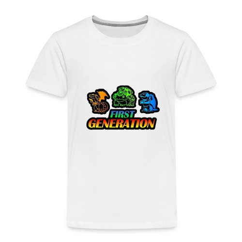 Collection Pocket Monster First Generation !!! - T-shirt Premium Enfant