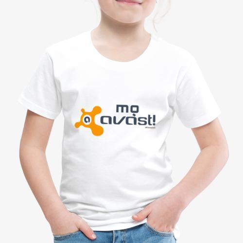 Avast! - Maglietta Premium per bambini