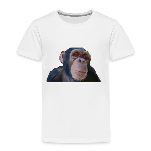 Cute monkey - Camiseta premium niño