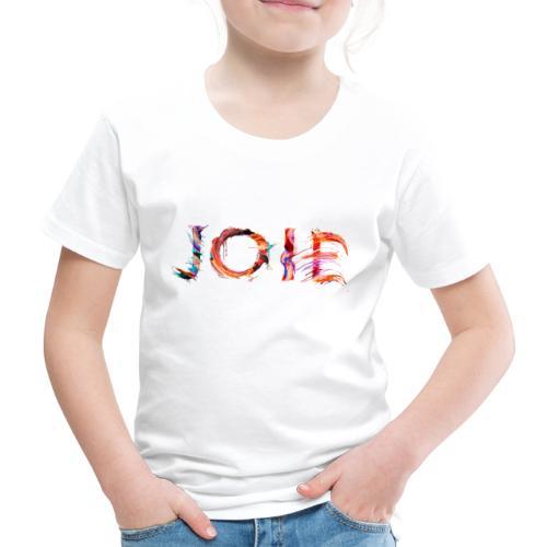 Joie - T-shirt Premium Enfant