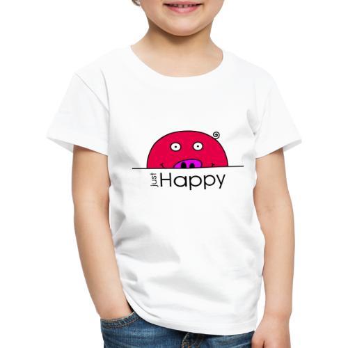 Happy Rosanna - « just Happy » - c - T-shirt Premium Enfant