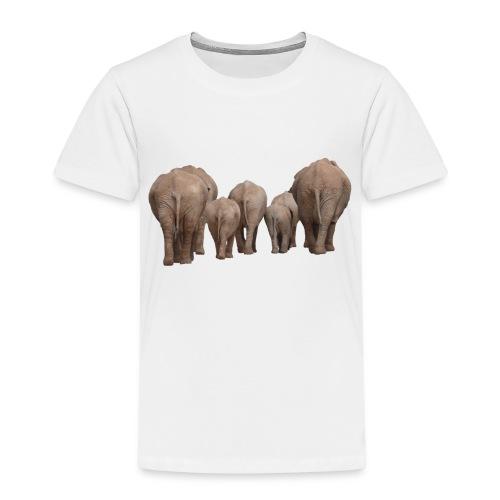 elephant 1049840 - Maglietta Premium per bambini