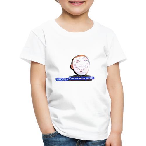 Det skumle merch - Børne premium T-shirt