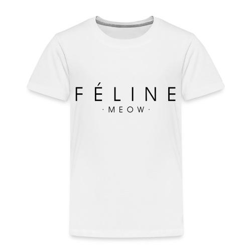 Féline - Camiseta premium niño