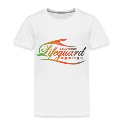 lifeguard multicolor - T-shirt Premium Enfant