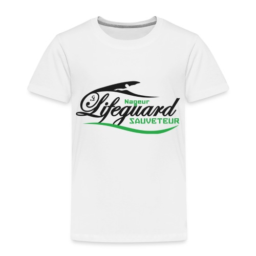lifeguard NS - T-shirt Premium Enfant