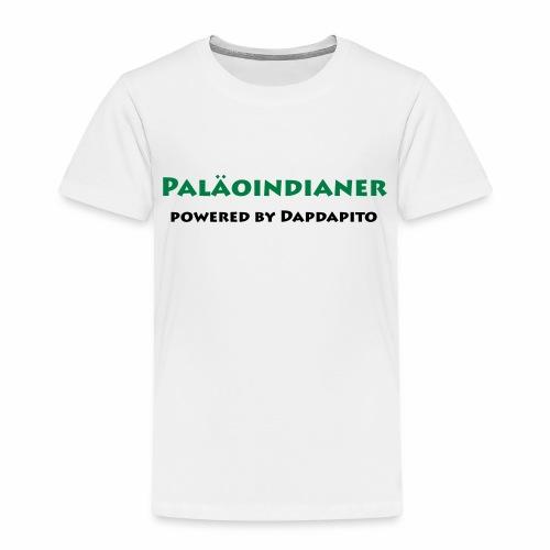 Dapdapito Superfood und Paläoinidianer - Kinder Premium T-Shirt