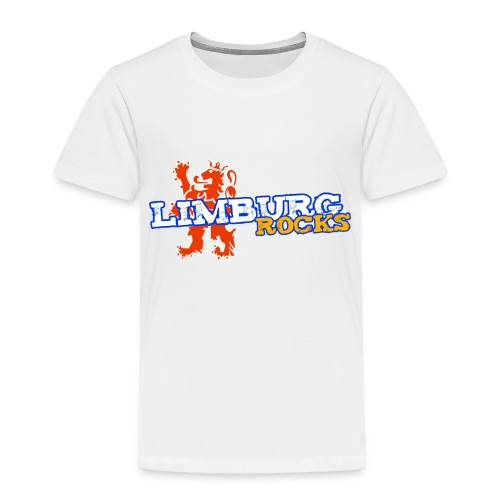 Limburg Rocks - Kinderen Premium T-shirt
