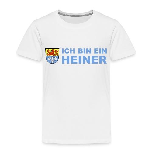 Ich bin ein Heiner - Kinder Premium T-Shirt