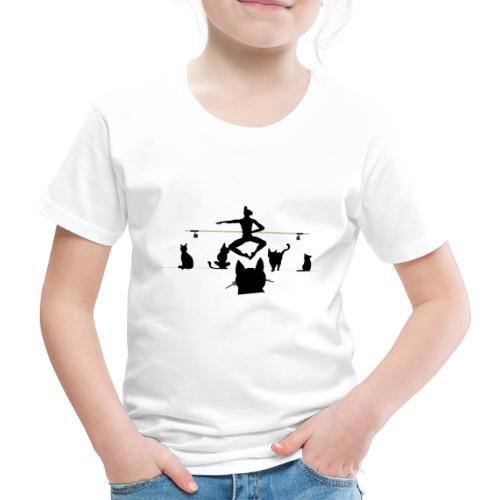 Entrechat - T-shirt Premium Enfant