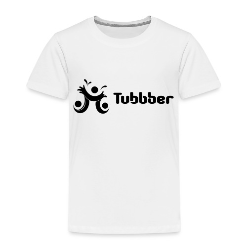 Tubbber B&W - Kids' Premium T-Shirt
