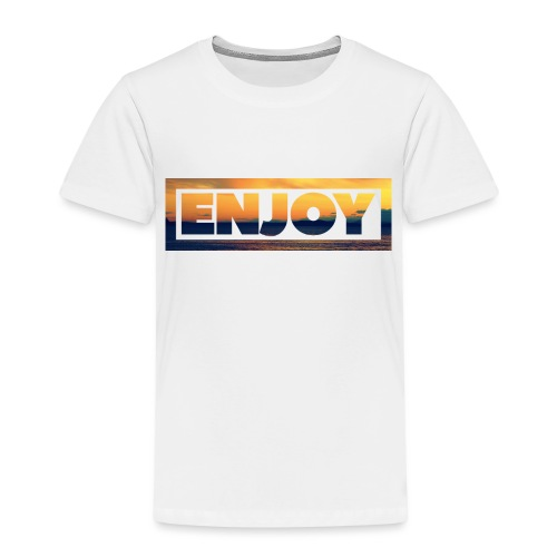ENJOY | Gschmeidig - Kinder Premium T-Shirt