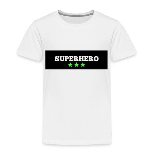Lätzchen Superhero - Kinder Premium T-Shirt