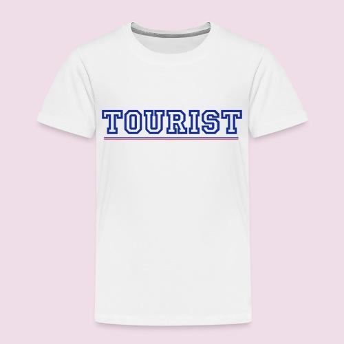 tourist - T-shirt Premium Enfant