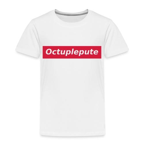 Octuplepute - T-shirt Premium Enfant