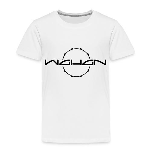 wahan logo hoop small - Kinder Premium T-Shirt