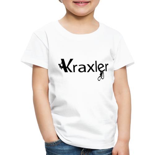 Kraxler - Kinder Premium T-Shirt