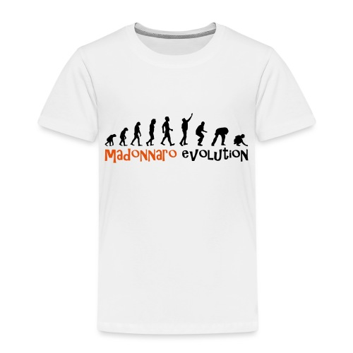 madonnaro evolution original - Kids' Premium T-Shirt