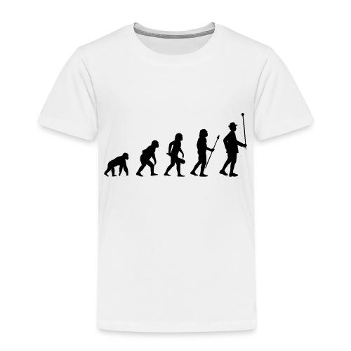 Stabführer Evolution - Kinder Premium T-Shirt