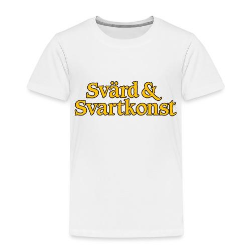 SoSlogo_LINE - Premium-T-shirt barn