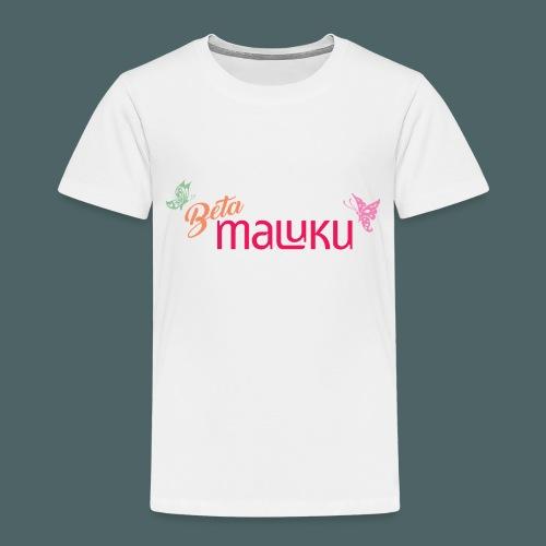 Beta Maluku - Kinderen Premium T-shirt
