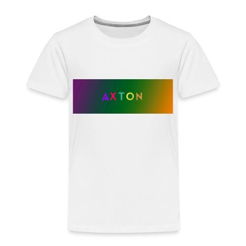Axton tie dye - Børne premium T-shirt