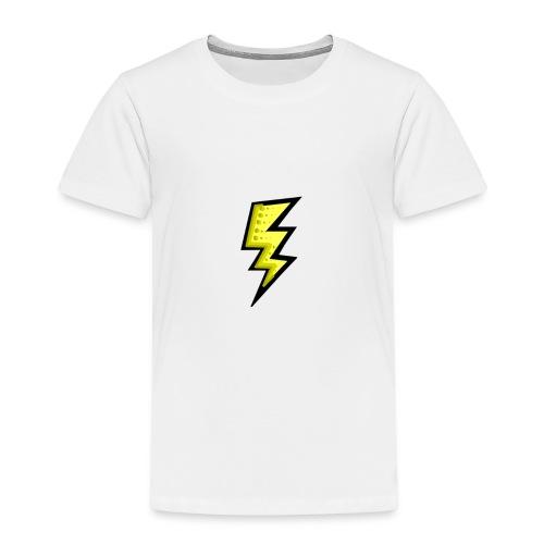 bliksem - Kinderen Premium T-shirt