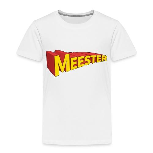 meester held png - Kinderen Premium T-shirt