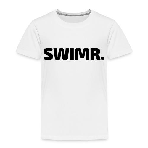 swimr-logo - Kinderen Premium T-shirt