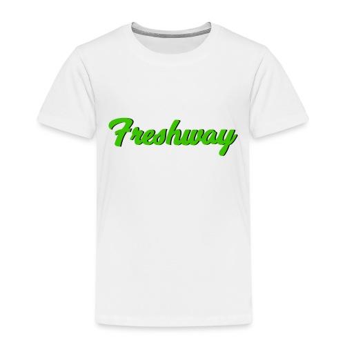 freshway big - Premium-T-shirt barn