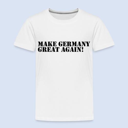 Make Germany Great Again - Donald Trump Design - Kinder Premium T-Shirt