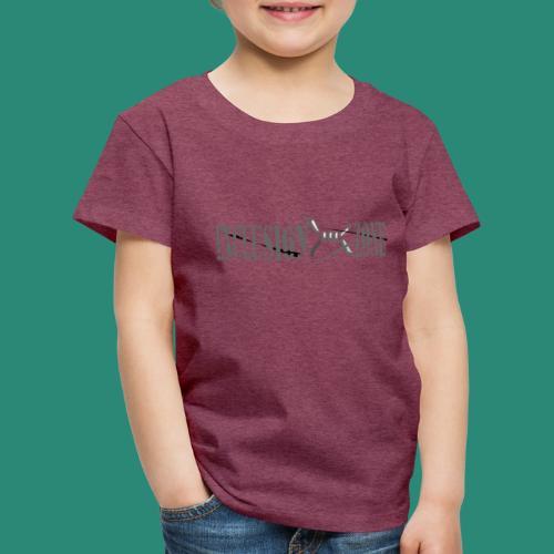 EXCLUSION ZONE - Kinder Premium T-Shirt