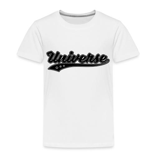 Universe - T-shirt Premium Enfant