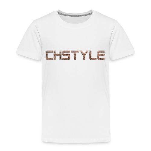 CHSTYLEWOOD - Kinder Premium T-Shirt