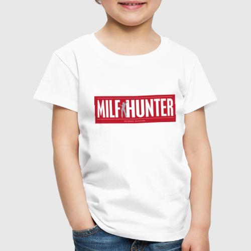 MILFHUNTER1 - Børne premium T-shirt