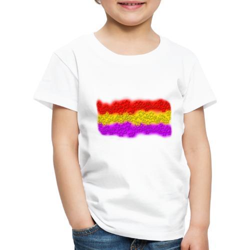 republica 001 - Camiseta premium niño