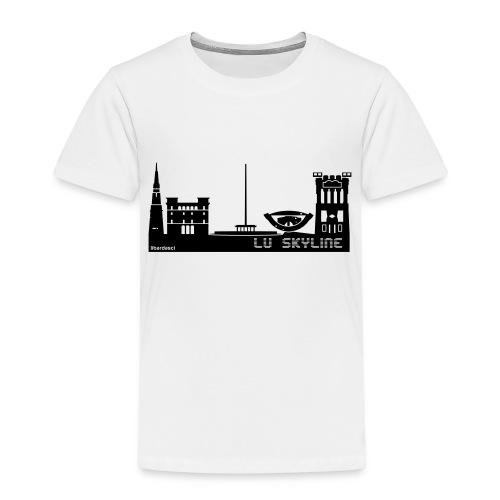 Lu skyline de Terni - Maglietta Premium per bambini