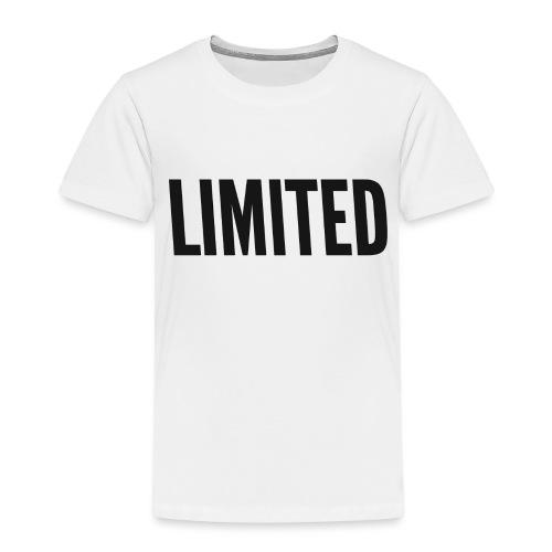 LIMITED - Koszulka dziecięca Premium