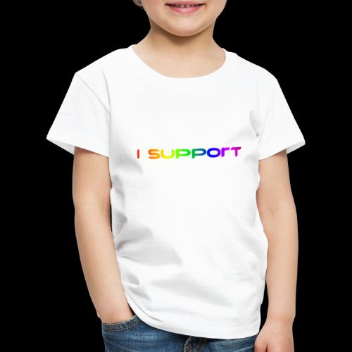 I SUPPORT - Kids' Premium T-Shirt