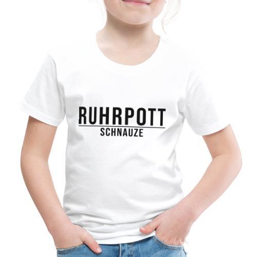Ruhrpott Schnauze - Kinder Premium T-Shirt