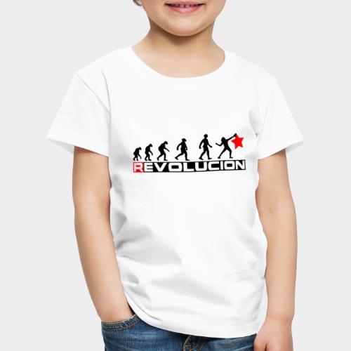 REVOLUCION - Camiseta premium niño