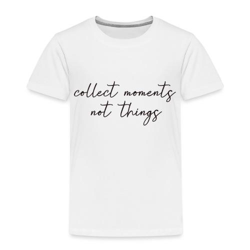 collet moments - Camiseta premium niño