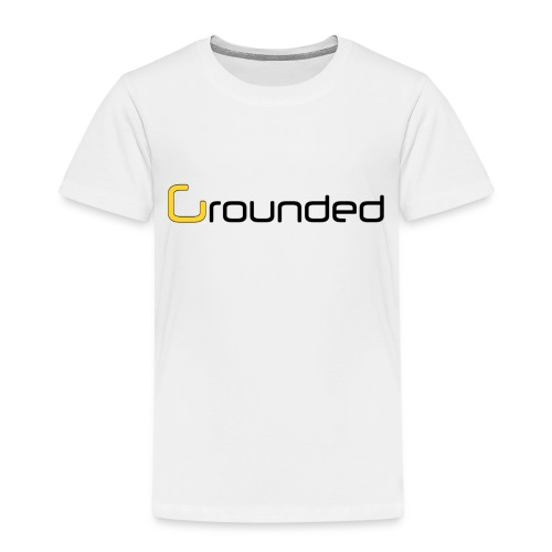 grounded 850 png - Kinder Premium T-Shirt