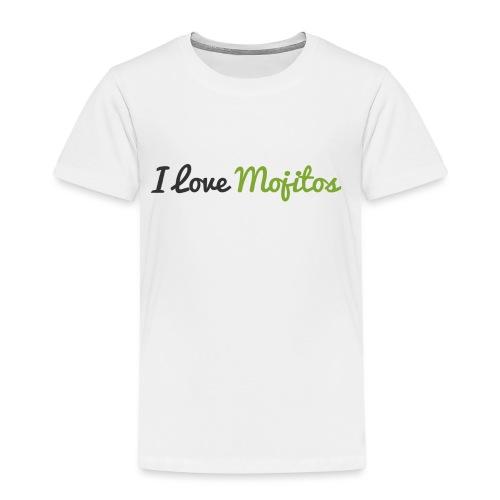 Tee Shirt Femme - IloveMojitos - T-shirt Premium Enfant