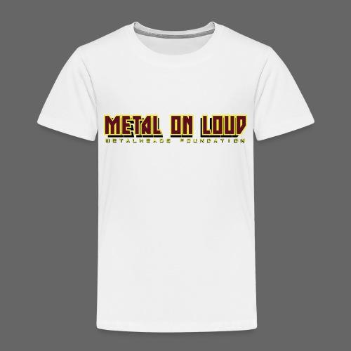 MOL Letter Logo Randy - Kids' Premium T-Shirt