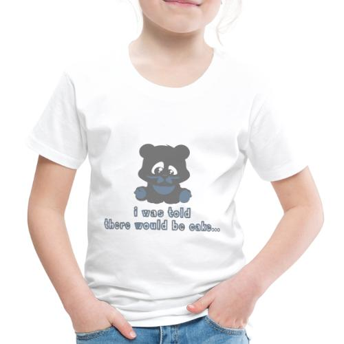 No Cake! - Kids' Premium T-Shirt