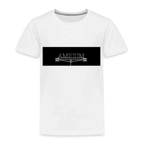 AMICUM GYM - Kinder Premium T-Shirt